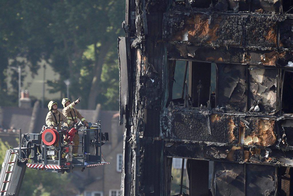 Incêndio em Londres 2017